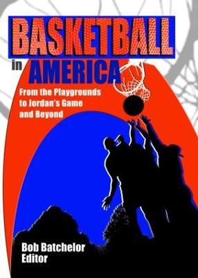 Basketball in America book