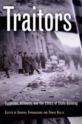 Traitors by Tobias Kelly