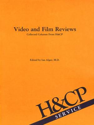 Video and Film Reviews book