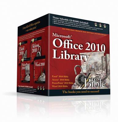 Office 2010 Library by John Walkenbach