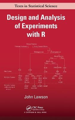Design and Analysis of Experiments with R book