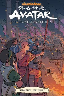 Avatar: The Last Airbender - Imbalance Part Three by Bryan Konietzko