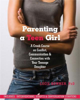 Parenting a Teen Girl book