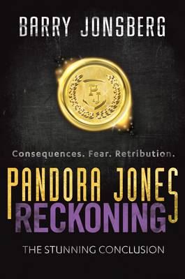 Pandora Jones: Reckoning book