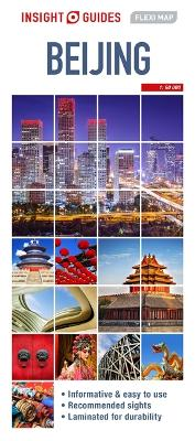 Insight Guides Flexi Map Beijing by Insight Guides