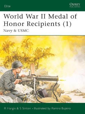 World War II Medal of Honor Recipients book