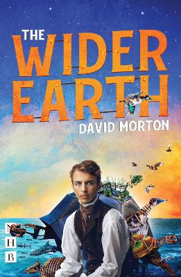 The Wider Earth book