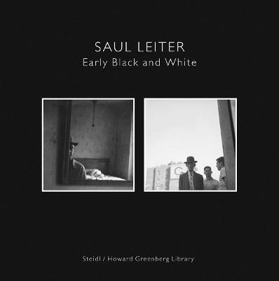 Saul Leiter: Early Black and White (2 vols Slipcased) by Martin Harrison