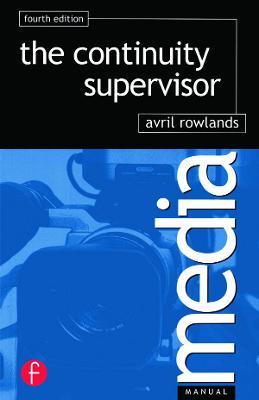 Continuity Supervisor book