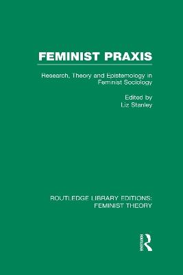 Feminist Praxis by Liz Stanley