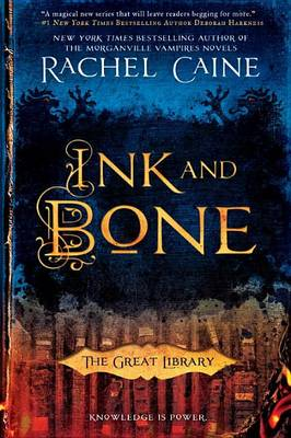 Ink and Bone book