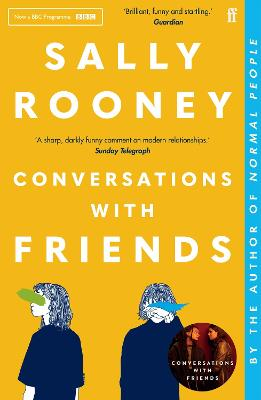 Conversations with Friends by Sally Rooney