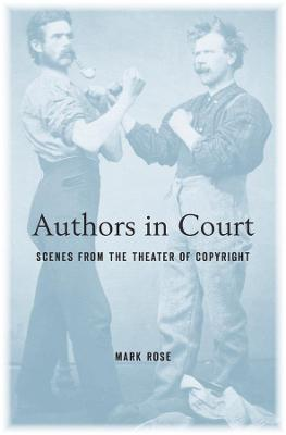 Authors in Court book