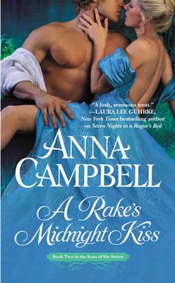 Rake's Midnight Kiss by Anna Campbell