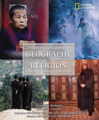 Geography Of Religion Where God Lives,Where Pilgrims Walk book