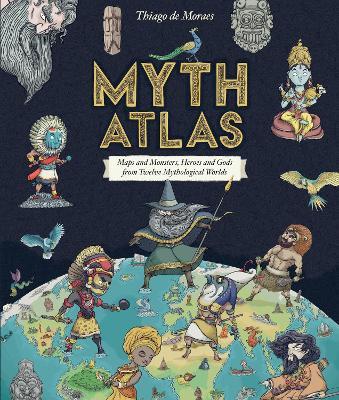 Myth Atlas by Thiago de Moraes