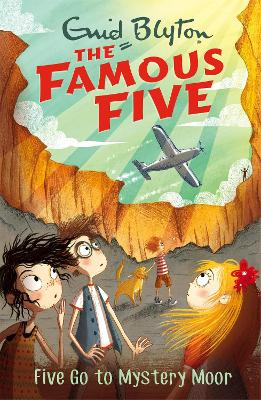 Famous Five: Five Go To Mystery Moor by Enid Blyton