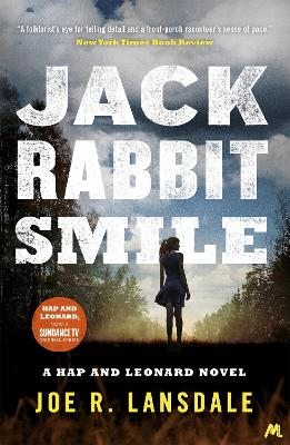Jackrabbit Smile: Hap and Leonard Book 11 by Joe R. Lansdale