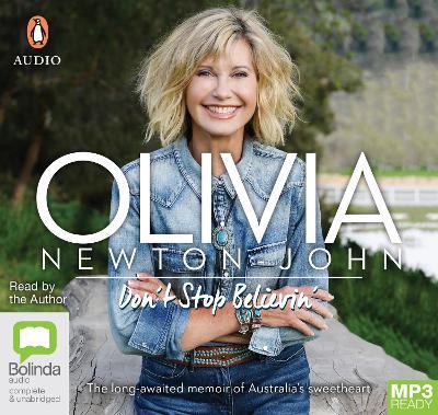 Don't Stop Believin' by Olivia Newton-John