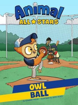 Owl Ball book