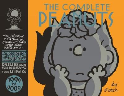 The Complete Peanuts 1999-2000 by Charles M. Schulz