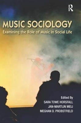 Music Sociology book