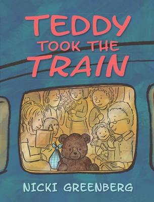 Teddy Took the Train book