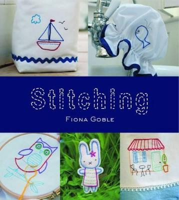 Stitching by Fiona Goble