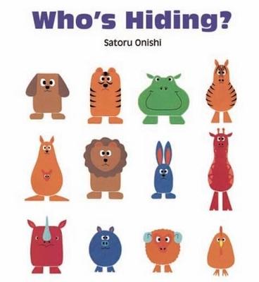 Whos Hiding by Satoru Onishi