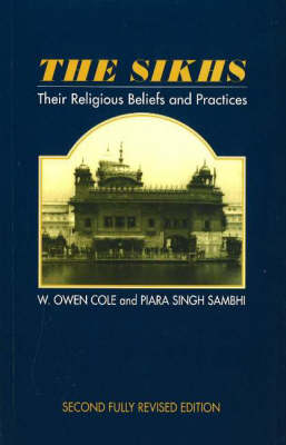 Sikhs by W.Owen Cole