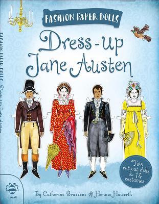 Dress-Up Jane Austen by Catherine Bruzzone