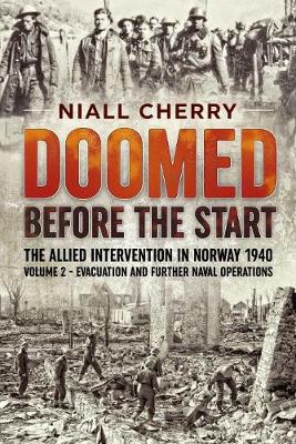 Doomed Before the Start Volume 2 by Niall Cherry