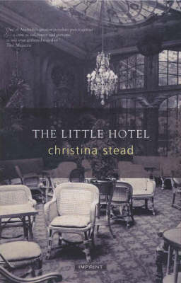 The Little Hotel book