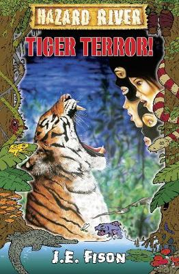 Tiger Terror! book