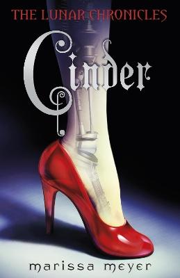 Cinder (The Lunar Chronicles Book 1) book