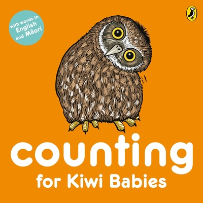 Counting for Kiwi Babies book