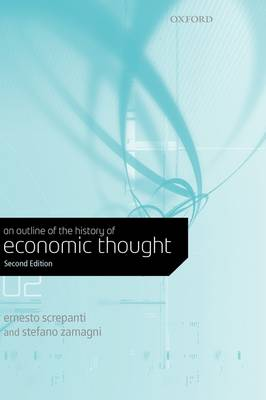Outline of the History of Economic Thought book
