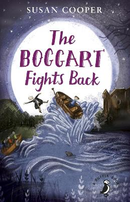 Boggart Fights Back by Susan Cooper
