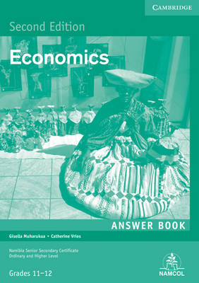 NSSC Economics Student's Answer Book book