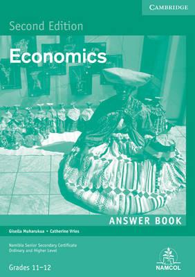 NSSC Economics Student's Answer Book book
