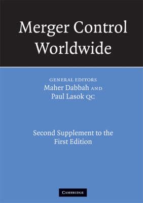 Merger Control Worldwide book