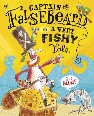Captain Falsebeard in A Very Fishy Tale by Fred Blunt