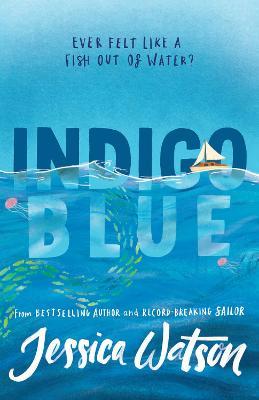 Indigo Blue book