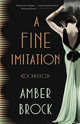 A Fine Imitation, A by Amber Brock