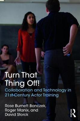 Turn That Thing Off! book
