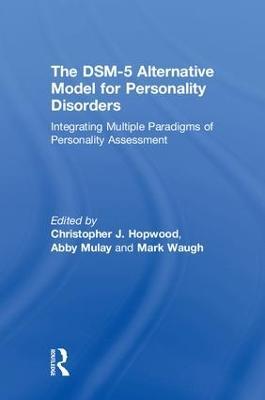 DSM-5 Alternative Model of Personality Disorders book