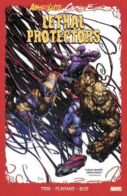 Absolute Carnage: Lethal Protectors by Frank Tieri