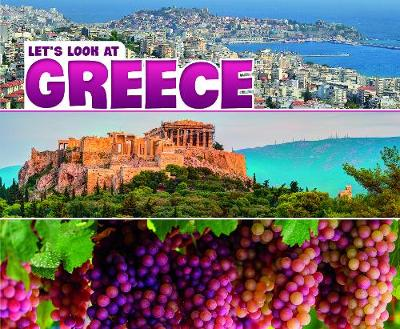 Let's Look at Greece by Nikki Bruno Clapper