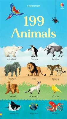 199 Animals by Holly Bathie