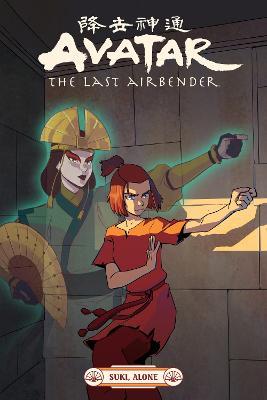 Avatar: The Last Airbender - Suki, Alone book